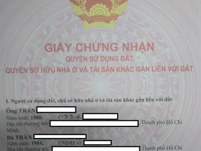 HXH Cao Thắng, Quận 3, DT 5x10m - 9.5tỷ  TL 2