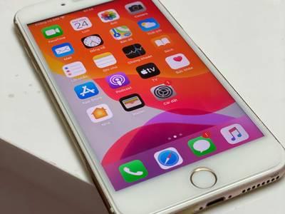 Iphone 6s plus 16gb màu vàng hồng bản quốc tế xuất mỹ