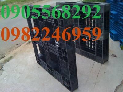 Thanh lý hết pallet nhựa đen 1100x1100x120mm Đà Nẵng HUế QUảng Bình Kon Tum QUảng Ngãi, Nha Trang 6