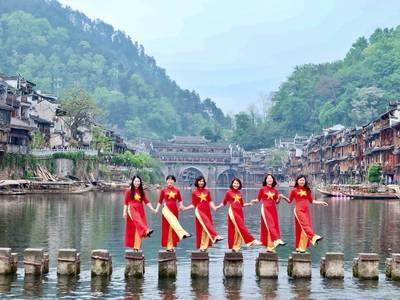 Tour PHCT-Trương Gia Giới 6d5n  máy bay  giá chỉ 10.990.000 vnd 1