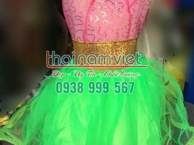 Cho thuê váy múa thiếu nhi đẹp mới 13