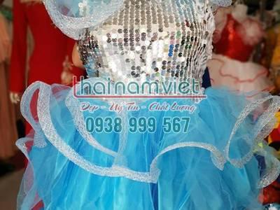 Cho thuê váy múa thiếu nhi đẹp mới 17