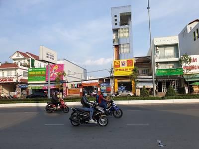 Nền thổ cư   DT rất đẹp   Hẻm 186   Nguyễn Văn Cừ ...