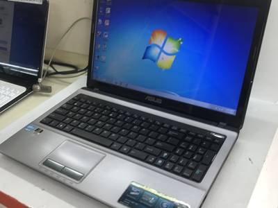 Lapptop Asus K53SD Intel Core i5 2450M 2.5GHz, 4GB RAM, 500GB HDD, VGA NVIDIA GeForce 610M, 15.6 inc...