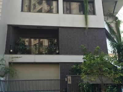 Nhà biệt thự lô góc khu hoàng ngọc phách 90m 4,5 tầng 39 triệu cho thuê gấp   ô tô tránh, kinh doanh 0