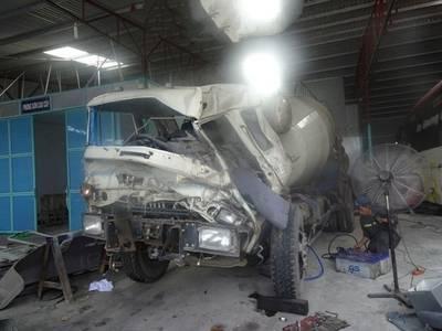 Garage xe ô tô tải Đà Nẵng 3