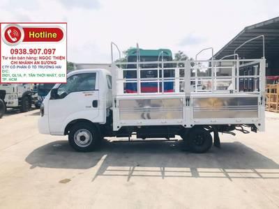 Bán xe tải Kia K200 2018, xe tải Kia 1.9 tấn, xe tải vào thành phố, xe tải Euro 4 Bán xe tải Kia K20 11