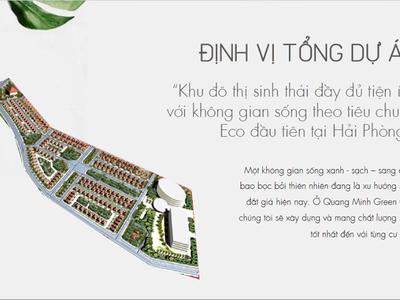 Góc tìm nhà đầu tư đảm bảo sinh lời - Dự án đất nền Eco Gardenia cơ hội cho các nhà đầu tư. 1