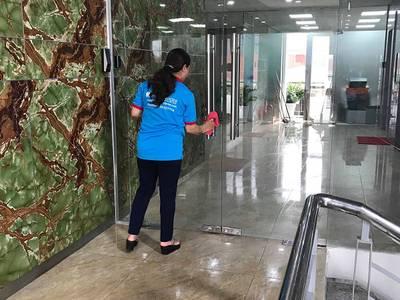 Quy trình vệ sinh văn phòng tiện ích - Vệ sinh công nghiệp 5s 0