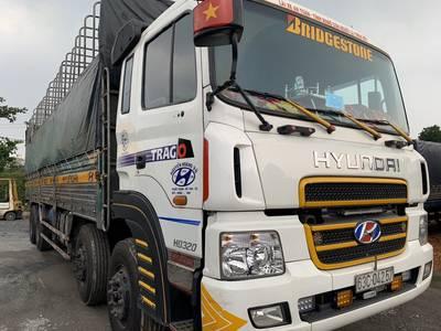 Hyundai hd 320 2014 tải 17 tấn thùng 9 m 7 0
