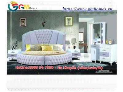 Giường tròn sành điệu, lãng mạn cho khách sạn Đà Nẵng, Nha Trang 1