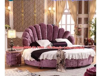 Giường tròn sành điệu, lãng mạn cho khách sạn Đà Nẵng, Nha Trang 3