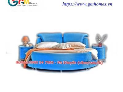 Giường tròn sành điệu, lãng mạn cho khách sạn Đà Nẵng, Nha Trang 5