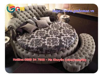 Giường tròn sành điệu, lãng mạn cho khách sạn Đà Nẵng, Nha Trang 12