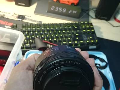 Bán Combo máy ảnh Canon 60D   2 Lens chuyên dụng   phụ kiện 3