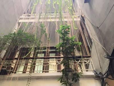 Bán nhà 4 tầng thiết kế đẹp phố Phan Phù Tiên, Cát Linh, Đống Đa 70m2 giá 6 tỷ 2