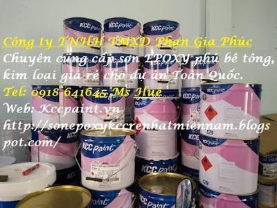 Tự phẳng sơn EPOXY kcc GREY Unipoxy Lining kháng axit giá rẻ 0918641645 Huệ 0