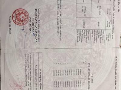CC bán 113m2 đất HẺM đường Dương Đình Hội TNP B Q9 đối diện Tiểu học Phong Phú . Giá 34.5trieu/m2.TL 1