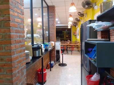 Sang nhượng quán ăn đường Lê Lợi Ngang 10m vị trí đông đúc dân cư 0