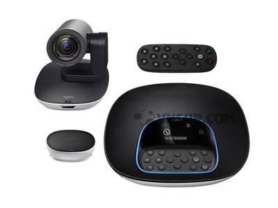 Webcam Logitech Grou 0
