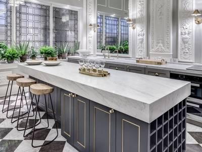 Mẫu thiết kế không gian bếp đẹp mà bạn không thể bỏ qua 3
