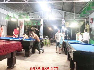 Sang quán bida đường biển Nguyễn Tất Thành 3