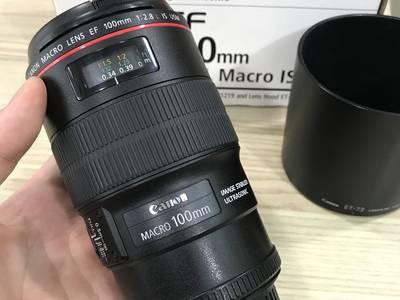 Canon 100 F2.8L Macro đẹp xuất sắc