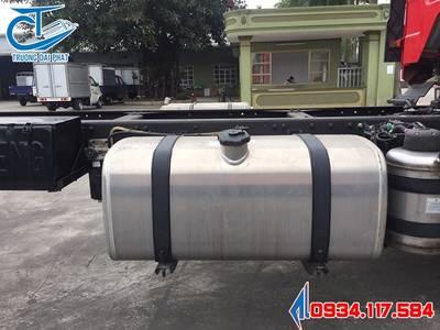 Xe tải DongFeng 9 tấn thùng dài hỗ trợ ngân hàng 6
