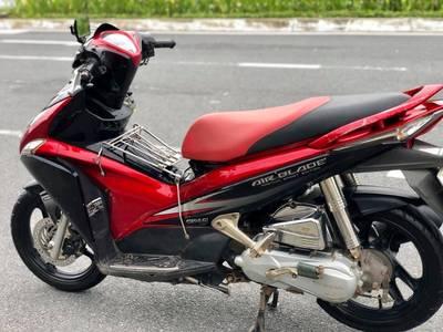 Bán Honda Ab 2012 Đỏ đen.Biển số 49. Giá 13tr5 3