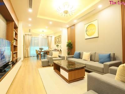 Chính chủ bán gấp căn hộ 3PN chung cư The Legacy đầy đủ tiện ích 5 sao tiêu chuẩn Nhật Bản 0