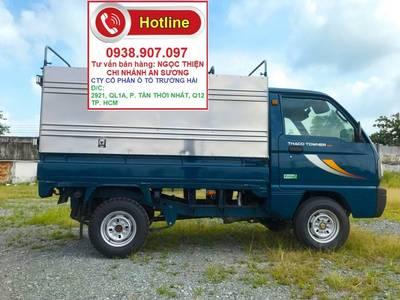 Xe tải nhẹ thaco towner 800 tải 900kg 4