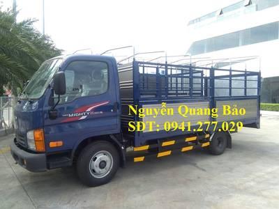 Hyundai N250Sl thùng bạt dài 4,3m 2