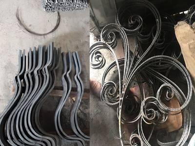 Cung cấp linh kiện sắt, phụ kiện sắt mỹ thuật 16