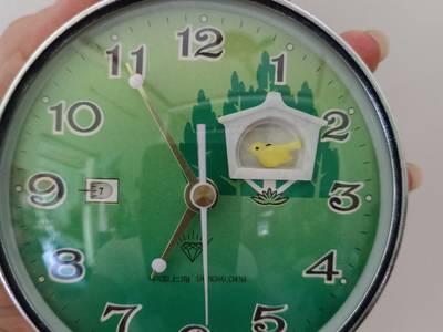 Đồng hồ , đồng hồ gà lên dây cót 12