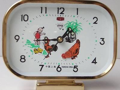 Đồng hồ , đồng hồ gà lên dây cót 14