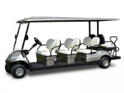 Cung cấp xe ôtô điện 6 đến 8 chỗ - Lã Phúc 1