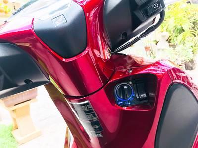 Nhà ít đi cần bán xe SHi 150 ABS đời mới còn 99,9 Không vết trầy xước 5