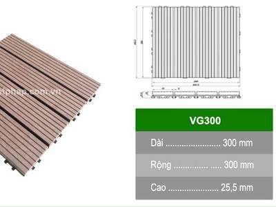 Phân phối vỉ gỗ lát sàn của Nhựa Việt Pháp khắp cả nước 0