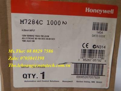 Động cơ điều khiển Honeywell M7284C1000 - Công Ty TNHH Natatech 1