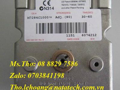 Động cơ điều khiển Honeywell M7284C1000 - Công Ty TNHH Natatech 6