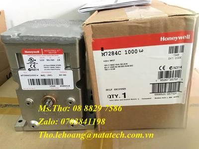 Động cơ điều khiển Honeywell M7284C1000 - Công Ty TNHH Natatech 7