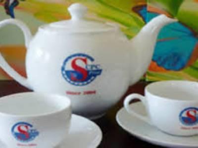 Bộ tách trà tại Quảng Ngãi,nhận cung cấp bộ ấm chén quà tặng 1