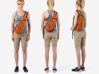 Túi đeo chéo thể thao thời trang năng động TDC0037 7