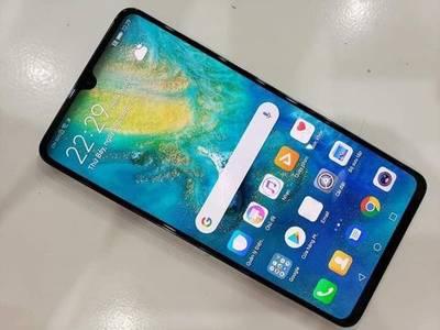 Huawei Mate 20X dual 2 sim L29 bản quốc tế màn hình 7.2 inch pin 5000mAh nguyên zin bán hay đổi 1