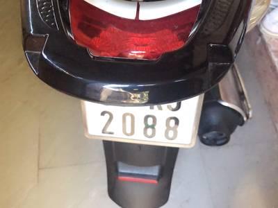 Cần bán gấp HONDA PS 150 nhập khẩu ý 2007 bstp 1