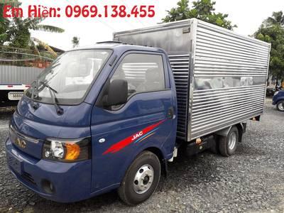 Xe tải jac 990kg với 2 phiên bản máy xăng và máy dầu   Trả Trước 80tr Nhận Xe Ngay Xe tải jac 990kg 1