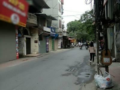 Chính chủ bán đất mặt đường Khương Đình, DT 190m2, MT 6,5m cách đường Nguyễn Trãi 300m 0