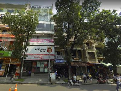 Cho thuê nhà mặt phố Đinh Tiên Hoàng DT 110m2x 4 tầng 2