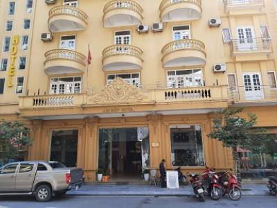 Chính chủ cần Bán khách sạn 2 sao trung tâm thành phố hạ long 0