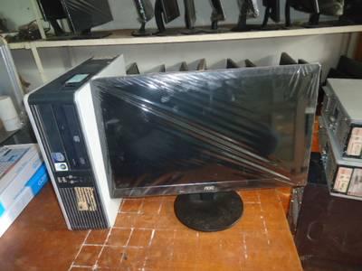 Thanh lý nhanh vài chục bộ HP và màn hình 20 inch đèn led đời cao   có bán lẻ 0
